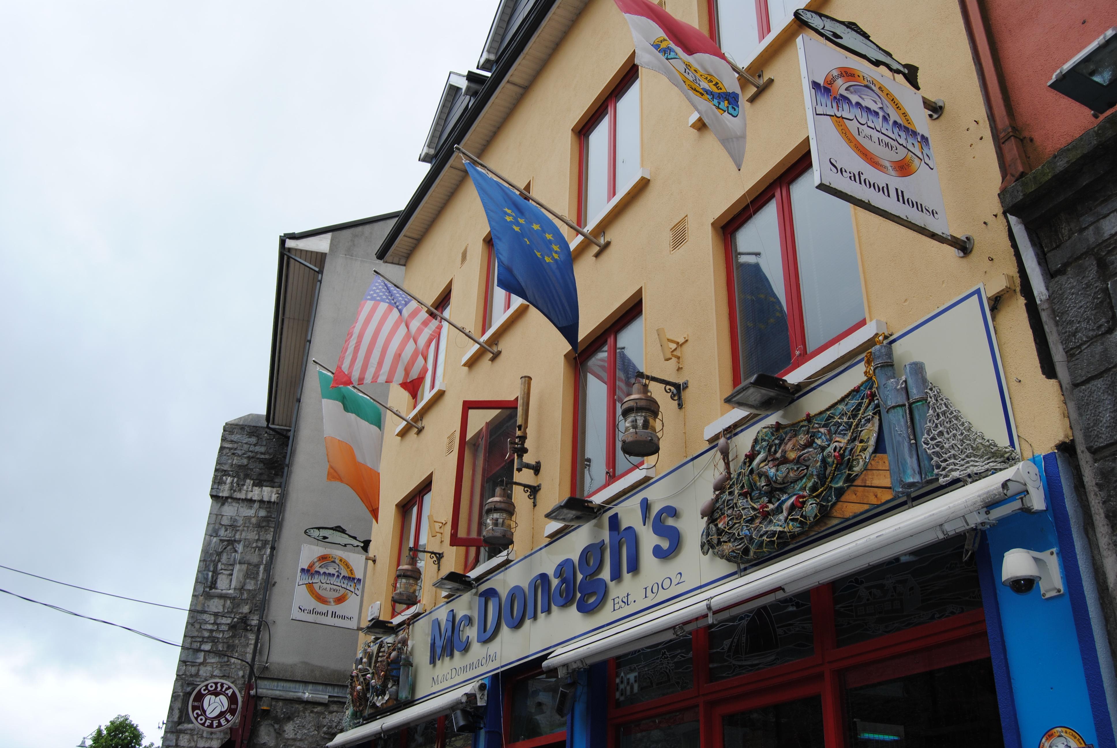 McDonagh's Fish Restaurant