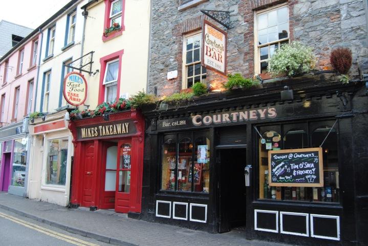 Main Street in Killarney