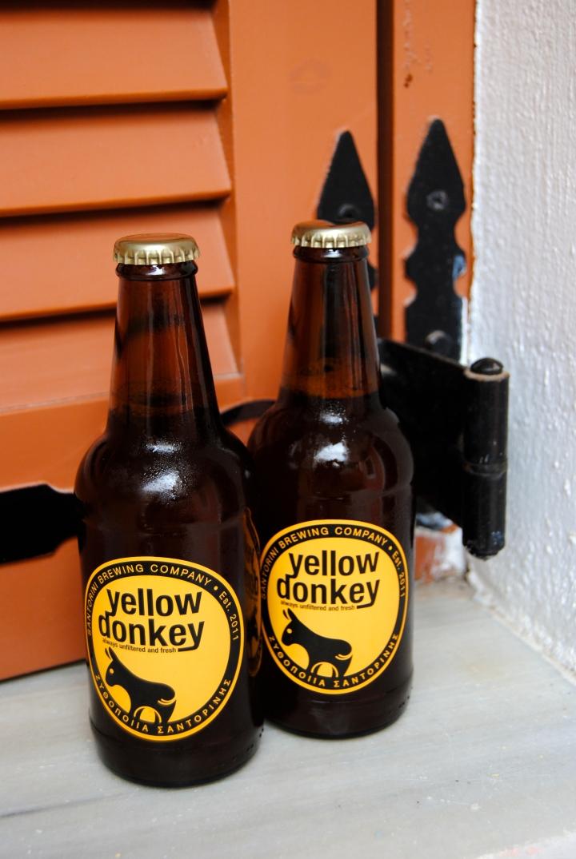 Crazy Donkey beer.