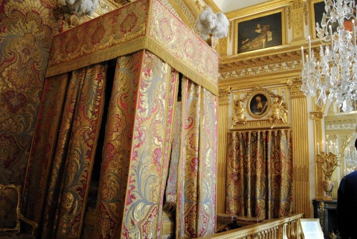 Marie Antoinette's room.