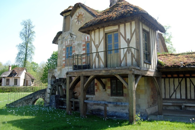 One of the houses on the grounds of the Hamlet.